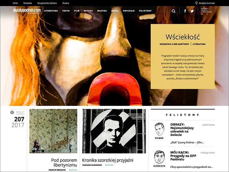 Dwutygodnik.com / Biweekly